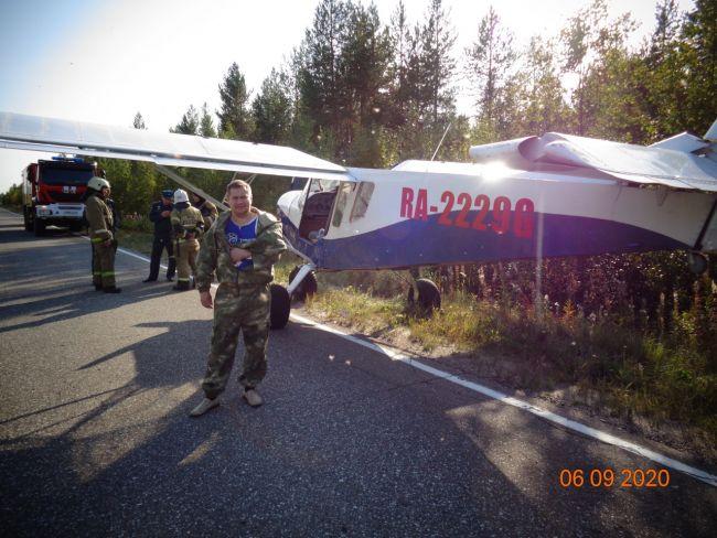 личный самолет Ухта