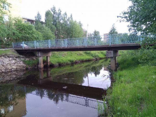 мост Ухта