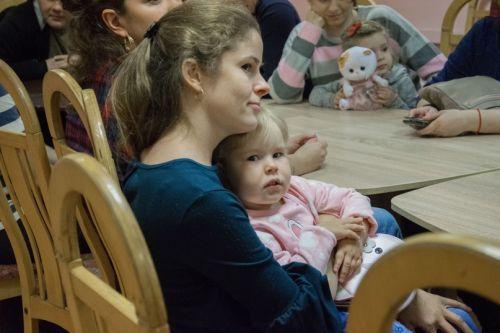 В ухтинском отделении общества глухих